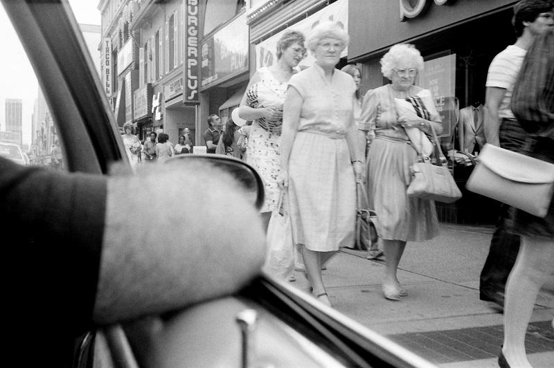 Yonge Street, Toronto, 1983