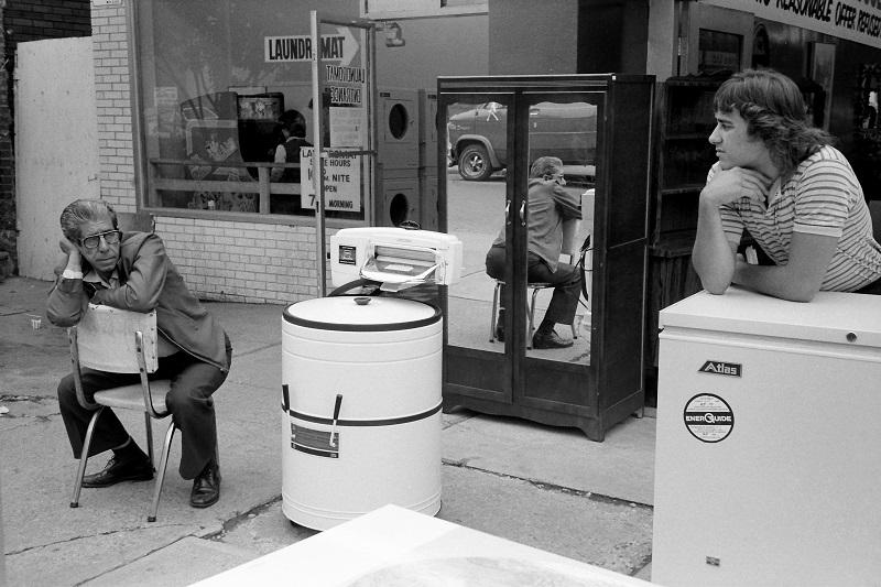 Kensington Market, Toronto,1983