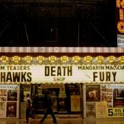 Rio Theatre, Yonge Street, Toronto, 1982,