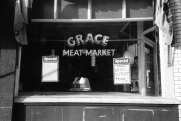 Grace Meat Market, Toronto, 1985, Gord Downie,