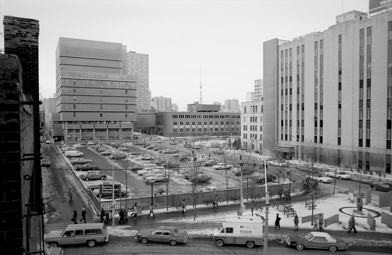 Ryerson Polytechnical Institute, Toronto,1983