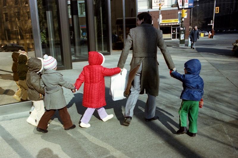 Front Street, Toronto,1982