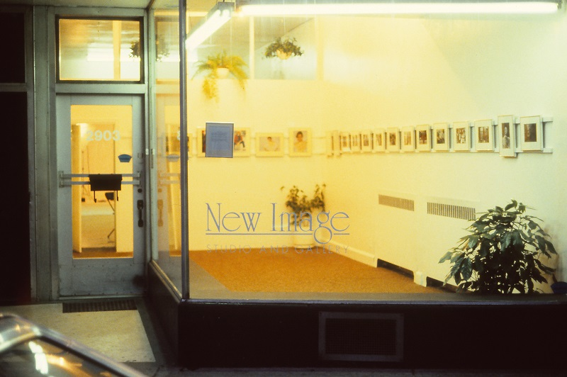 New Image Studio and Gallery, 2903 Dundas Street West, Toronto, 1982