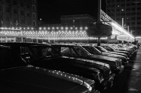 Toronto Flashback (1980-1986), Used Cars, Toronto, 1983,