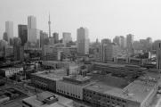 Toronto Skyline, 1982,