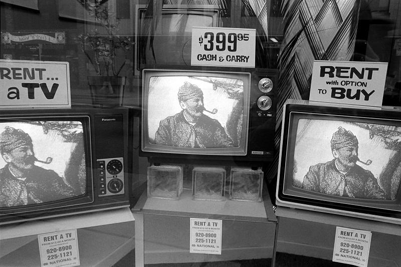 television, Toronto, 1981