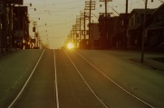 Toronto Flashback (1980-1986), Toronto, sunrise, Gerrard East,