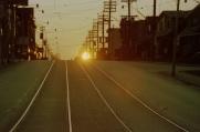 Toronto Flashback (1980-1986), Toronto, sunrise, Gerrard East,