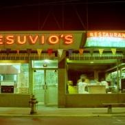 Vesuvio's, Toronto, 1982,