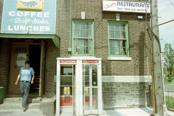 Cherry Restaurant, Toronto, 1982,