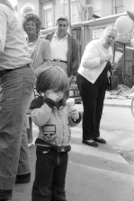 Toronto, child, ice cream,