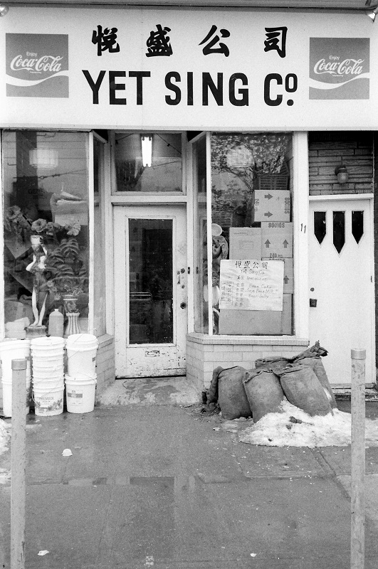 Yet Sing, Toronto, 1985