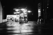 gas station, Toronto