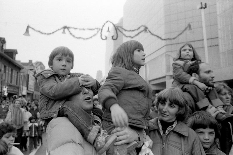 Santa Claus Parade, Toronto,1981