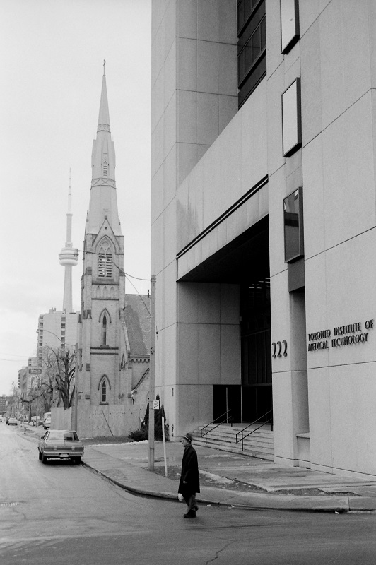St. Patrick Street, Toronto,1985