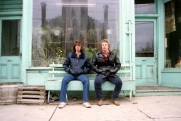 two men, Toronto, 1981,