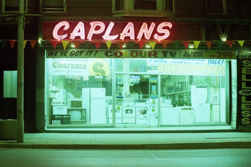 Television, Toronto, 1982
