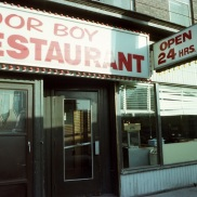Poor Boy Restaurant, Toronto,