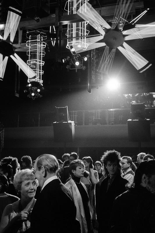 Dance Hall,Toronto, 1986