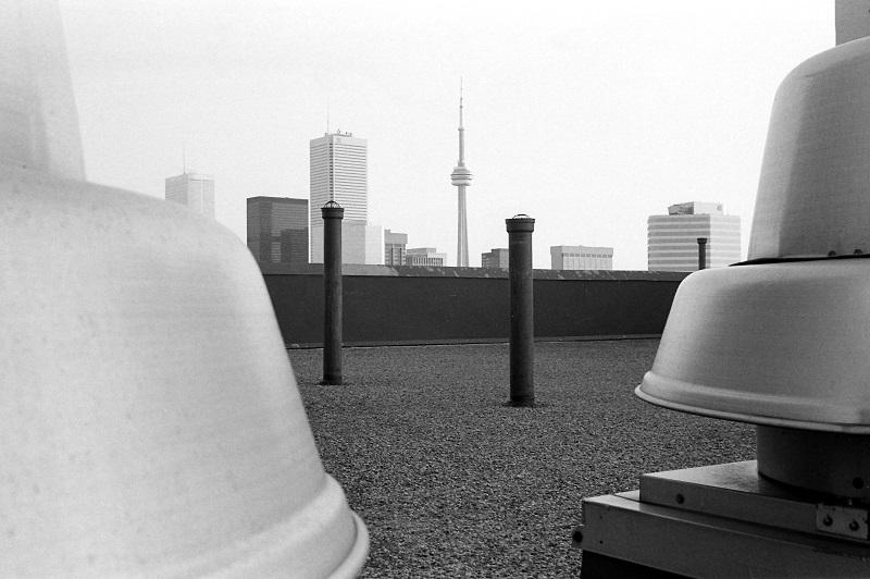 Toronto Skyline, 1982