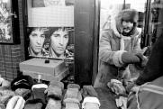 Toronto, street, 1981,