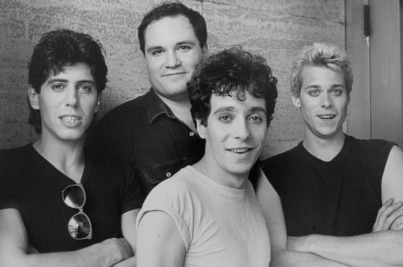 The Jitters, band, music, Toronto, 1984