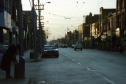 Junction, Toronto, 1983,
