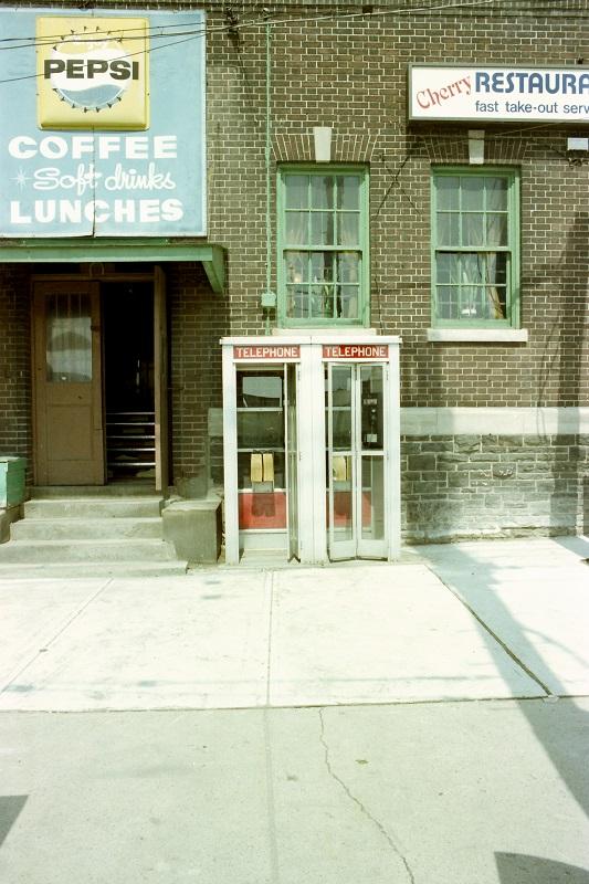 Cherry street, Toronto,1982