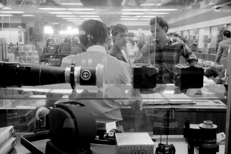 Camera Store, Toronto,1986