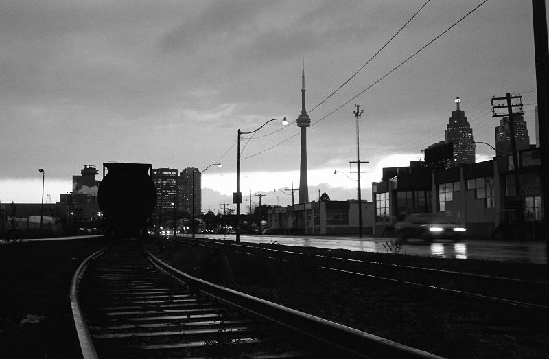 Queens Quay East, Toronto, 1998