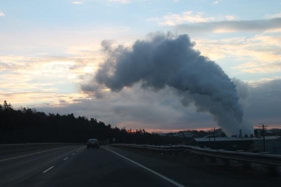 pollution, smoke,