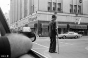 Avard Woolaver, street photography, Toronto, 1983