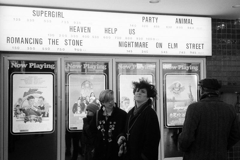 Cineplex Eaton Centre, Toronto,1985