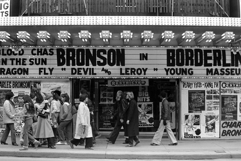 Toronto, Toronto Days, film photography, Avard Woolaver