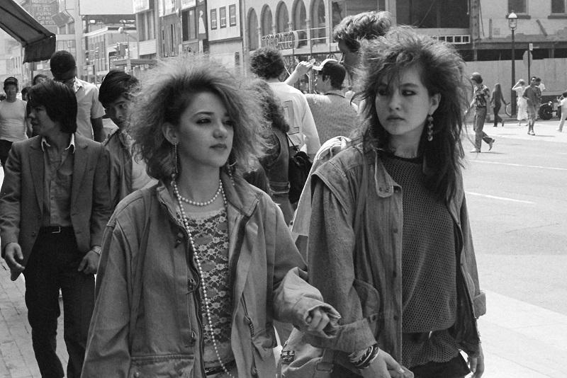 Yonge Street, Toronto,1985