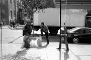 Bloor Street West, Toronto, 1993, street photography,