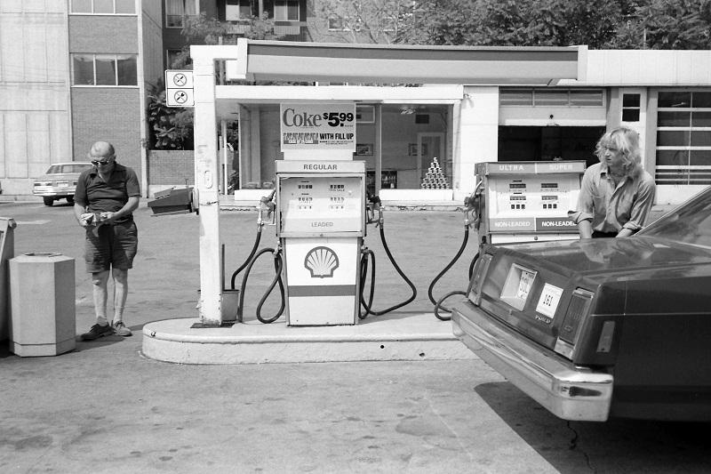 Spadina Avenue, Toronto, 1983,