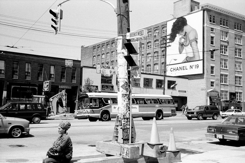 Queen and Spadina, Toronto,1994