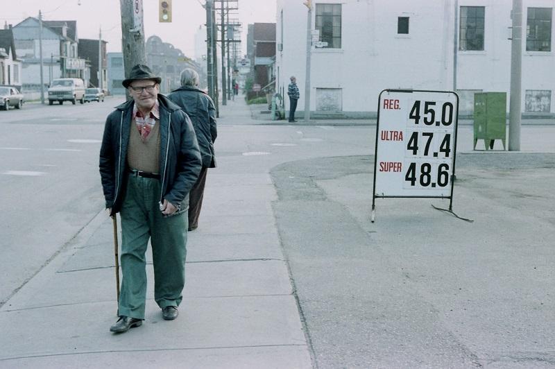 Eastern Avenue, Toronto,1983